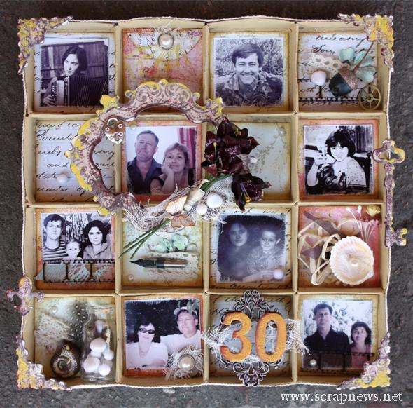 Жемчужная свадьба подарки своими руками фото 67
