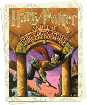 Гарри Поттер в скрапбукинге